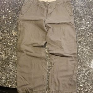 Men's Colombia Omni-Shield Grey Pant 38/32
